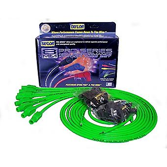 Taylor Cable 78555 Spiro-Pro Lime Ignition Wire Set