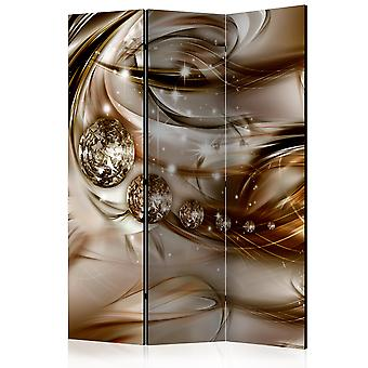 Biombo - Chocolate Tide [Room Dividers]