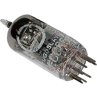 ECC 85 = 6 AQ 8 Vacuum tube Double triode 250 V 10 mA Number of pins: 9 Base: Noval Content 1 pc(s)