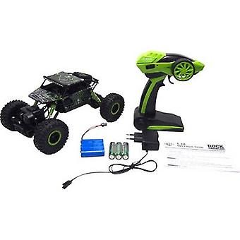 Amewi 22194 Conqueror 1:18 RC model car for beginners Electric Crawler 4WD