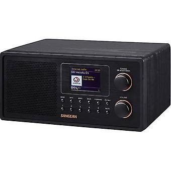 WFR-30 راديو مكتب الإنترنت DAB +، FM AUX، DLNA، راديو الإنترنت Spotify الأسود