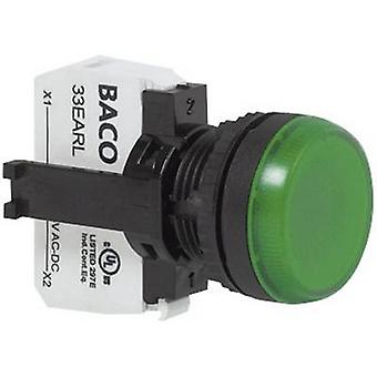 BACO L20SE20H Indicador leve + LED Green 230 V AC 1 pc (s)