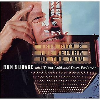 Ron Surace - Trio City 2 the Return of the Trio [CD] USA import