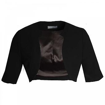 Michaela Louisa Short Sleeve Tailored Bolero