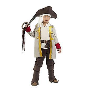 הילד פיראט תחפושת ילדים פיראט הקפטן ילד הפיראטים הפרא
