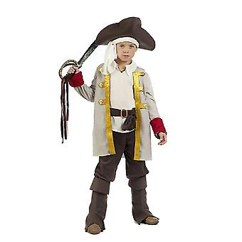 Piratenjunge Piraat kapitein kind kostuum wild pirate jongen kostuum