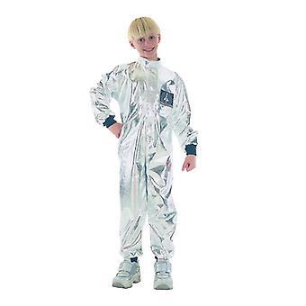 宇宙飛行士は、小さい。