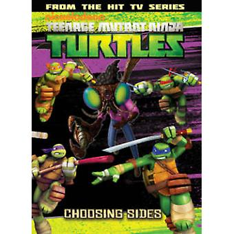 Teenage Mutant Ninja Turtles animiert - Band 5 - Wahl Seiten von Va