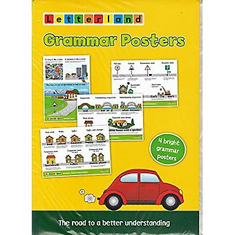 Grammar Posters by Lisa Holt - Lyn Wendon - 9781782482215 Book