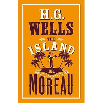 The Island of Dr Moreau by H. G. Wells - 9781847496591 Book