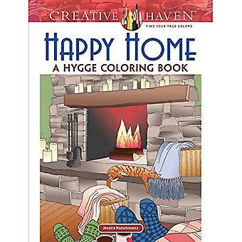 Creative Haven Happy Home