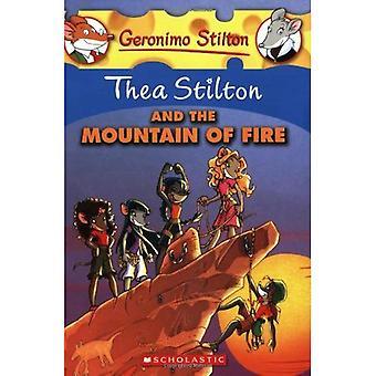 Thea Stilton et la montagne de feu (Geronimo Stilton (broché numéroté))
