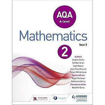 AQA nivå matematikk året 2