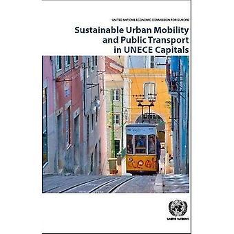 Mobilité urbaine durable et les transports publics dans les capitales de la CEE