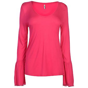 Only Womens Daisy Long Sleeve Top