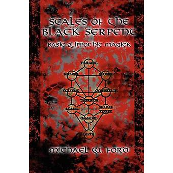 Scale del serpente nero base Qlippothic Magick di Ford & Michael