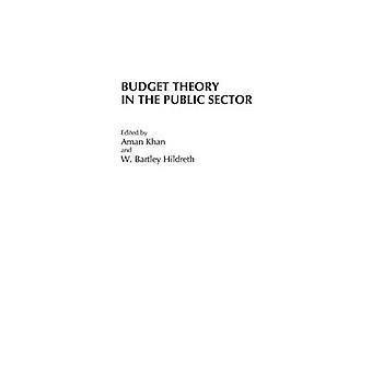 Teoria di bilancio del settore pubblico di Khan & Aman
