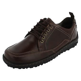 Mens Hush puppies Lace up Shoes Belfast Oxford Mt