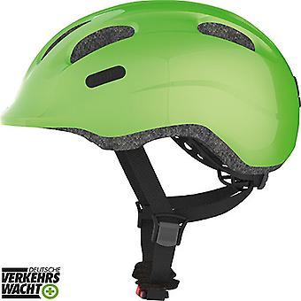 Abus smiley 2.0 bike helmet for kids / / sparkling green