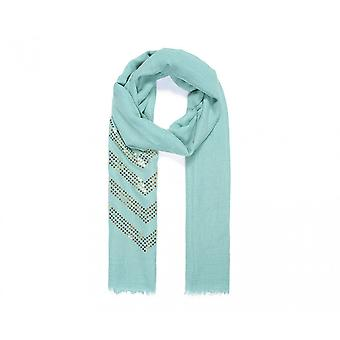 Intrigue Womens/Ladies Sequin Waves Scarf