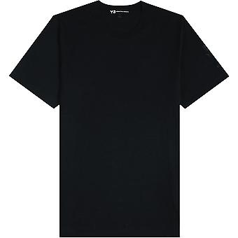 Y-3 Arm Logo T-Shirt Black