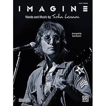 Imagine - Easy Piano - Sheet by John Lennon - 9780739098851 Book