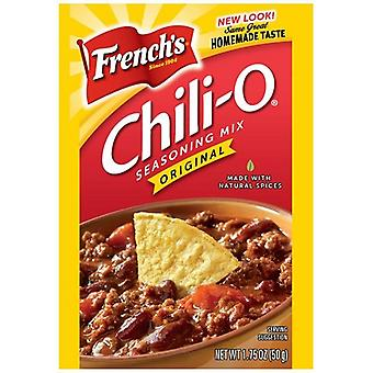 Franse Chili-O Original kruiden Mix 3 Packet Pack