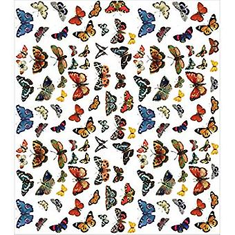 Craft Consortium Flutter Of Butterflies Decoupage Papers (CCDECP210)