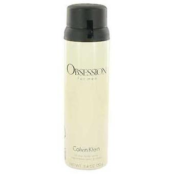 Obsession By Calvin Klein Body Spray 5.4 Oz (men) V728-531783
