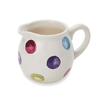 Cooksmart flekkete Dotty Creamer jug