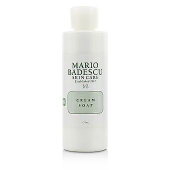 Mario Badescu crème zeep - voor alle huid typen 177ml / 6oz