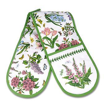 Pimpernel Botanic Garden Chintz Double Oven Glove