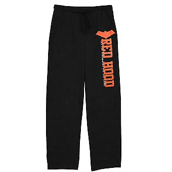 Red Hood Punishment Unisex Pajama Pants