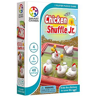 Jeu de SmartGames Chicken Shuffle Jr One Player Puzzle