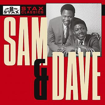 Sam & Dave - Stax klassiker [CD] USA import