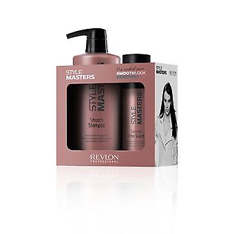Revlon Style Masters Smooth Duo Pack