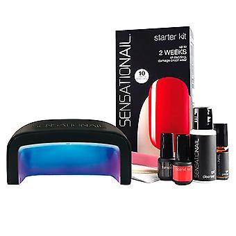 Fing'Rs Starter Kit Scarlet Red zestaw 6 Pz dla kobiet