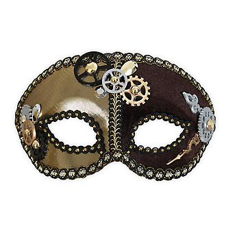 Masque d'oeil engins accessoires masque Domino steampunk