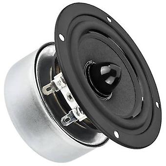 Monacor SPX-31M 3 inch 7,62 cm Mini speaker 20 W 8 Ω
