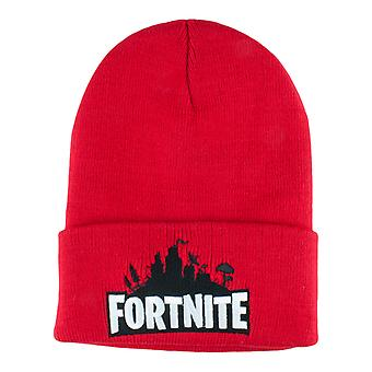 Fortnite, hat-red