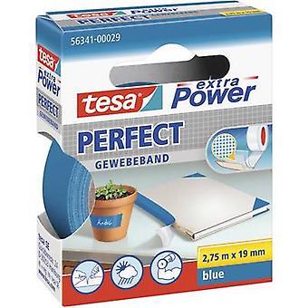 tesa 56341-29-2 Kangasteippi tesa® ylimääräinen Power Blue (L x W) 2,75 m x 19 mm 1 kpl