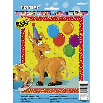 Unique Party Donkey Deluxe Party Game