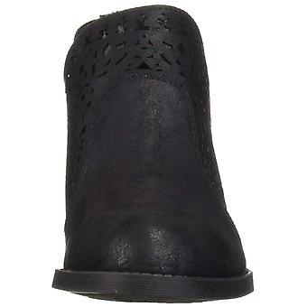 Carlos by Carlos Santana Women's Bridgett Ankle Boot, Black, 5.5 M US