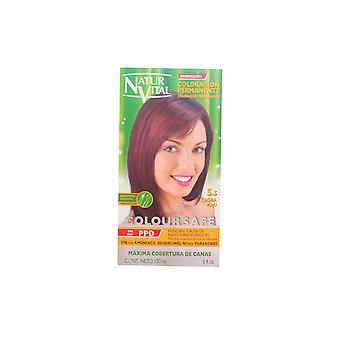 Naturaleza Y Vida Coloursafe Tinte Permanente #5.5-caoba 150ml Unisex
