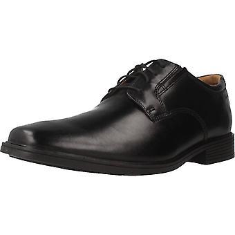 Clarks Zapatos De Vestir Tilden Plain Color Black