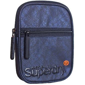 Superdry Sport Pouch Blue Aop