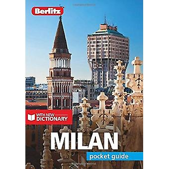 Berlitz Pocket Guide Milan Travel Guide with Dictionary