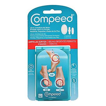 Anti-Blisters voor Feet Compeed (5 uds)