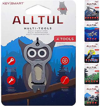 Keysmart Alltul Animal Series Stainless Steel Multi-Tool