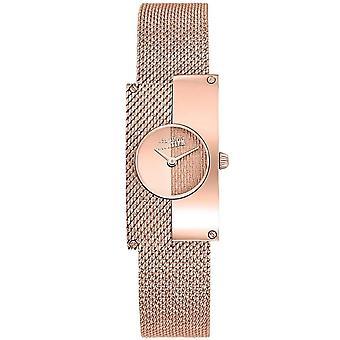Jean Paul Gaultier Watch 8506502-dames roze dor staal